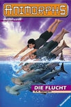 Animorphs 15 the escape die flucht german cover