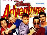Disney Adventures Magazine