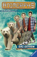 Animorphs 25 the extreme german cover