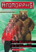 Animrophs 7 (The Stranger) E-Book Cover