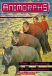 Animorphs 16 The Warning ebook cover