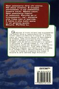 Animorphs 9 the secret il segreto italian back cover