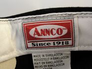 Animorphs baseball cap inside tag annco