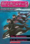 Animorphs 36 the mutation ebook cover
