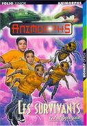 Animorphs 40 the other french cover les survivants