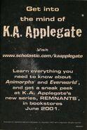 Mind of KA applegate from inside book 53