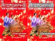 Animorphs 11 the forgotten Kẻ bị lãng quên vietnamese covers books 21 and 22
