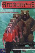 Animorphs 7 the stranger nieznajomy polish cover