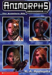 Megamorphs 1 cover