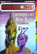 Hork bajir chronicles french cover