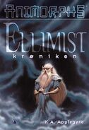 Ellimist Chronicles Ellimist kroniken Norwegian cover
