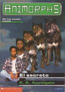 Animorphs 9 the secret el secreto spanish cover emece