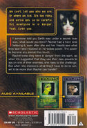 Animorphs book 2 The Visitor back cover 2011 rerelease hi res