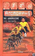 Animorphs 10 the android dutch cover