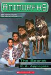 Animorphs 09 the secret ebook Scholastic Cover