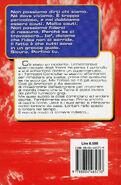 Animorphs 11 the forgotten Il disperso italian back cover