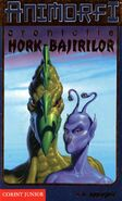 Animorphs hork-bajir chronicles animorfi cronicile Hork-Bajirilor romanian cover