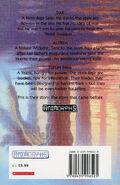 Hork Bajir Chronicles UK back cover