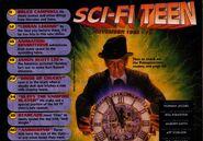 Sci fi teen 3 november 1998 contents half