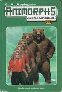 Animorphs 7 8 9 spanish cover