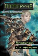 Animorphs 49 the diversion Avledningen Norwegian cover