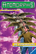 Book 13 change german cover