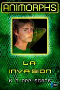 Animorphs 1 Spanish Reprint Cover