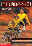 Animorphs 10 the android front cover high res