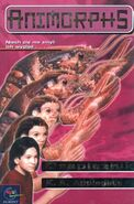 Animorphs 5 the predator drapieznik polish cover