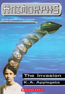 Animorphs 1 (The InvasIon) E-Book Cover
