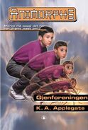 Animorphs 30 the reunion Gjenforeningen Norwegian cover