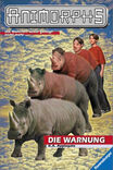 Animorphs 16 the warning german cover