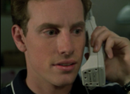 Tom on the phone