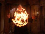 Pyrokrinian fireball
