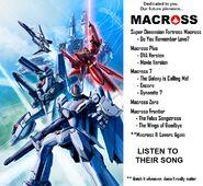 Macross Guide