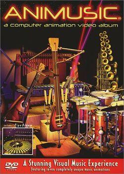 Animusic 1 DVD cover