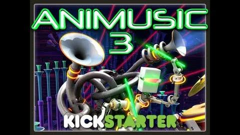 ANIMUSIC 3 - Kickstarter Project