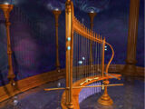 Aqua Harp