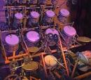 Gear-Driven Drum Machine