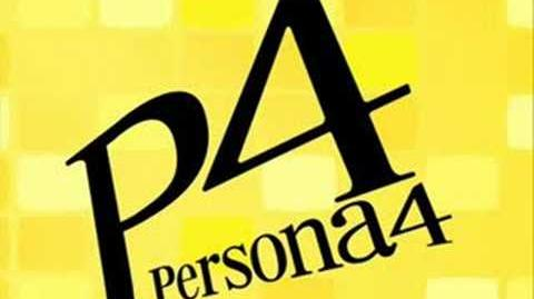 Persona 4 - Youthful Lunch