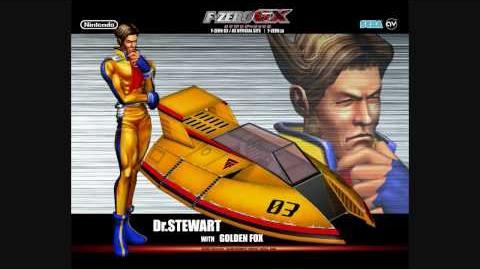 F-Zero GX AX Pilot Themes-03-DR. Robert Stewart (HQ)