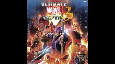 Ultimate Marvel vs. Capcom 3 - Hawkeye's theme