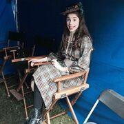 Isabella Ricker als Prissy Andrews