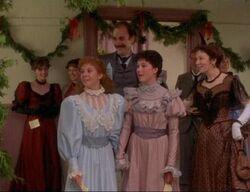 1985 Weihnachten bei den Barrys