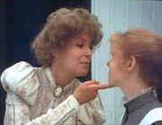 Mrs Allan und Anne