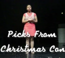 Picks from the Christmas Concert