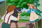 Abenteuer Anne und Gilbert mit Kamera