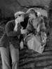 1934 Gilbert und Anne lächeln