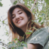 GGF Ruby lächelt