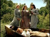 Ruby, Jane, Diana und Anne